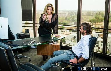 Keira Page, Lucas Frost-Naughty Office (NaughtyAmerica)